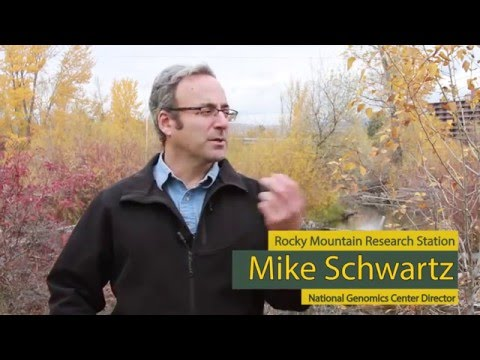 Dr. Michael Schwartz - National Genomics Center for Wildlife and Fish Conservation