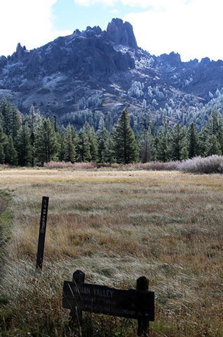 Indian Valley  Meadow
