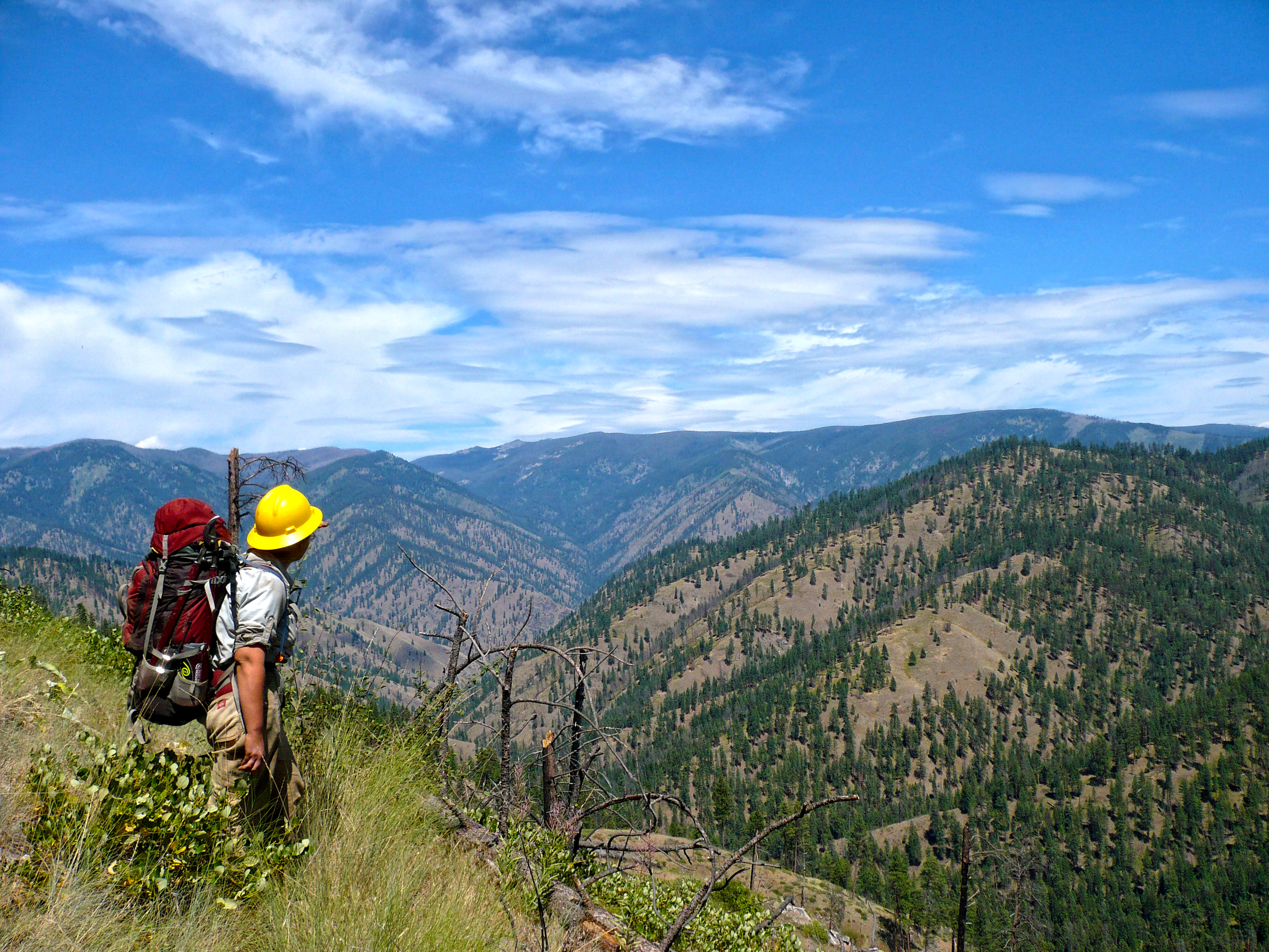 Payette National Forest. Photo by Jesse Lutz. Credit: US Forest Service.