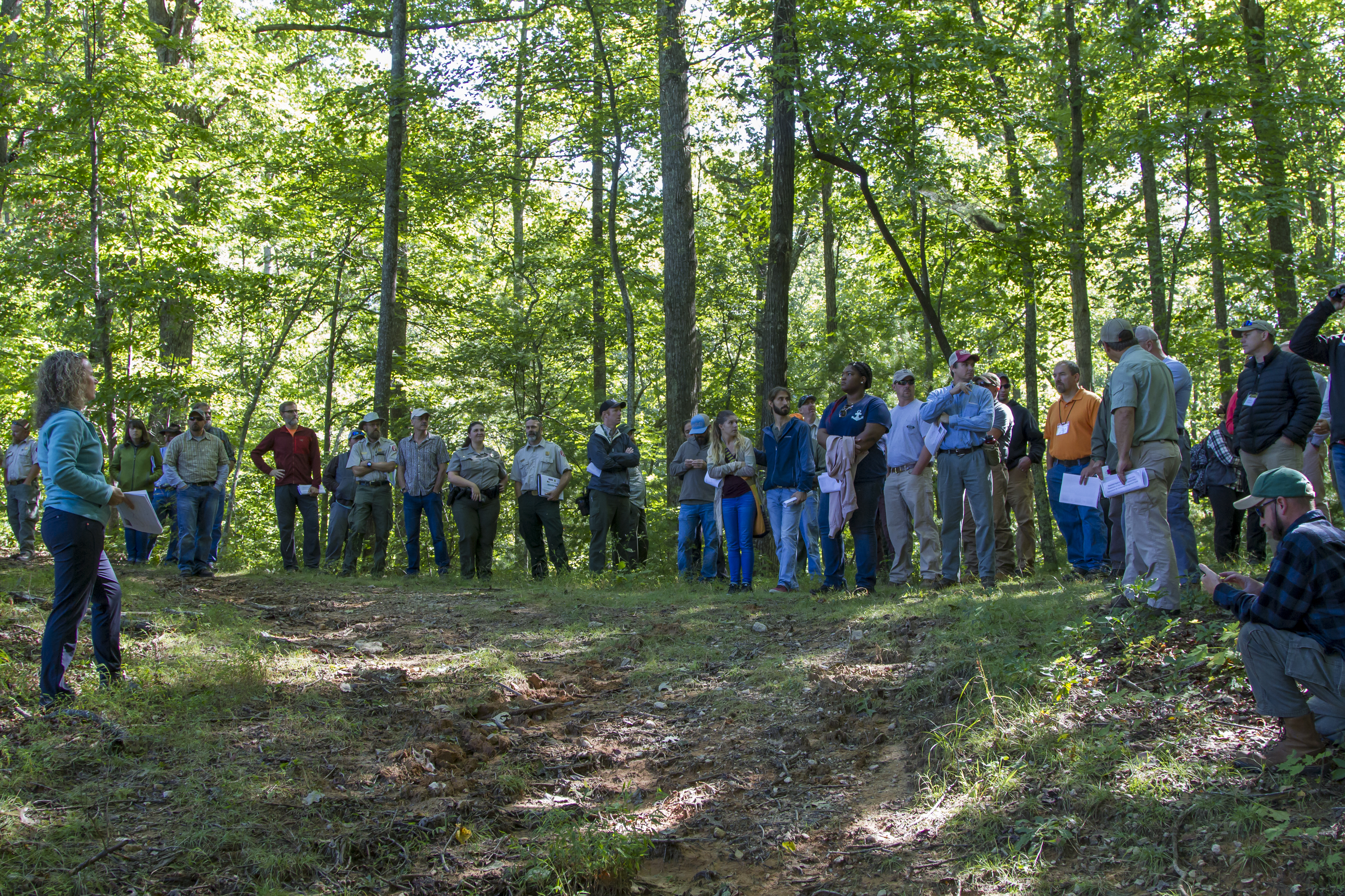 North Carolina Prescribed Fire Council Brings Together Fire Managers Scientist Us Forest Service