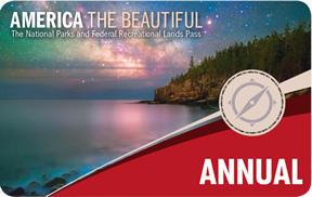 American the Beautiful; The National Parks and Federal Recreational Lands Pass, Annual Pass