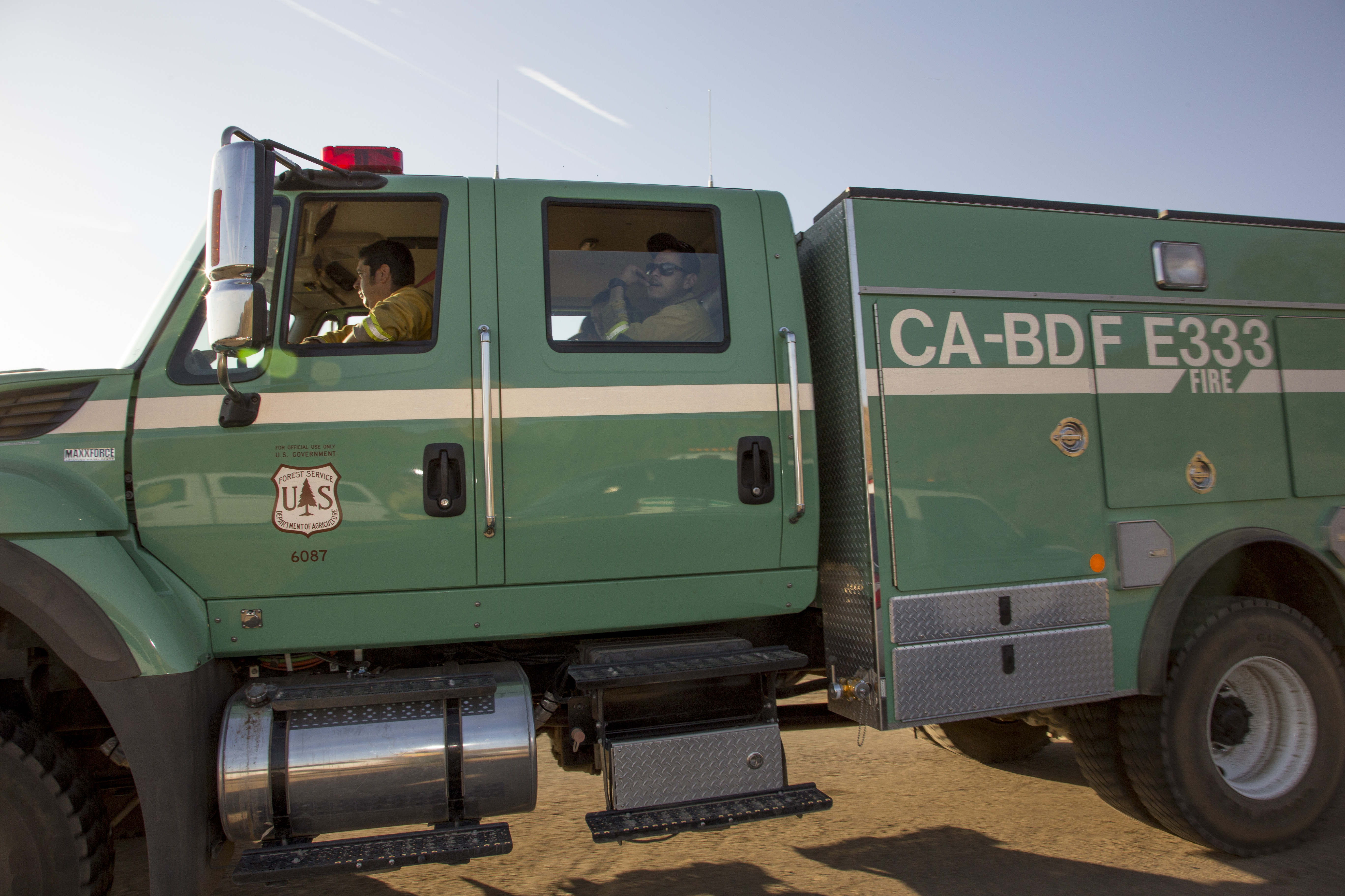 Fire Engine Models | US Forest Service