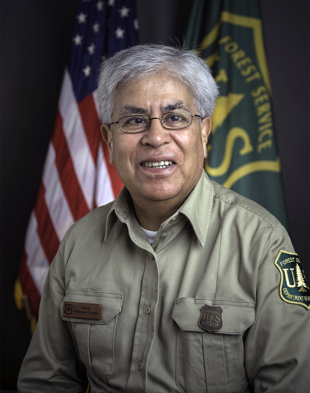 A photo of Carlos Rodriguez-Franco, Deputy Chief, Research and Development