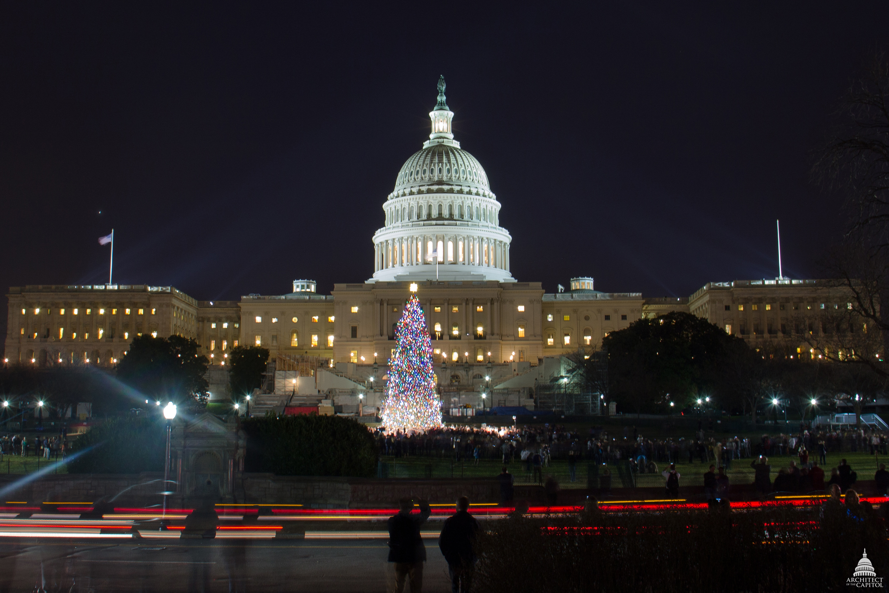 Christmas at The United States Capitol