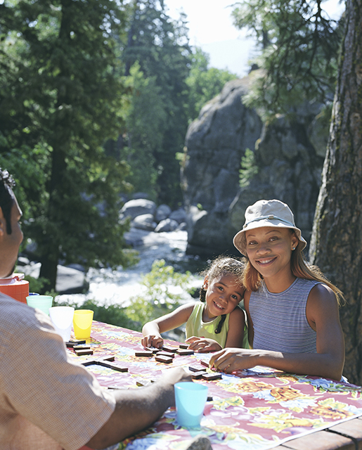 Your national forests and grasslands offer many opportunities for fun in the sun on Saturday's National Picnic Day.