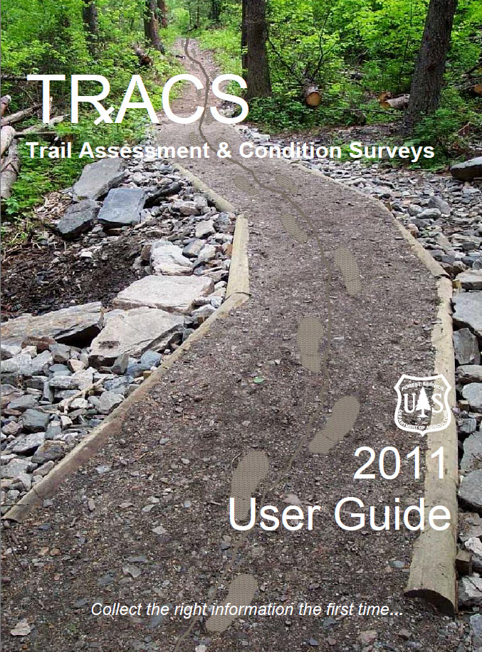 2011 TRACS user guide cover