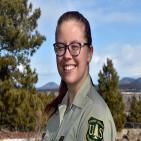 Adriana Petrungaro. USDA/Forest Service Photo