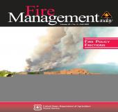 Cover of Fire Management Today Volume 65, Issue 04