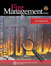 Cover of Fire Management Today Volume 69, Issue 02