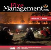 Cover of Fire Management Today Volume 72, Issue 04