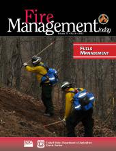 Cover of Fire Management Today Volume 73, Issue 02