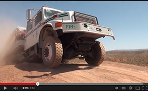 A photo of Forest Service video Great Basin Engine Academy