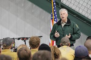 U.S. Forest Service Chief Tom Tidwell
