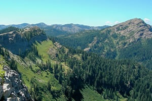 More than 600 miles of tails are in the Marble Mountain Wilderness.