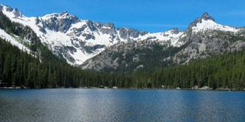 Alpine Lakes Wilderness Image
