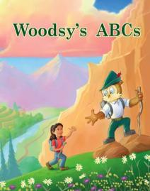 Cover of woodsy ABCs