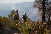 Rough Fire, California 2015 Dirk Charley and Brian Vasquez. Forest Service Photo.