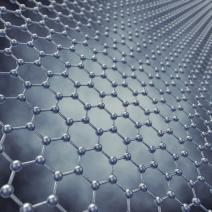 Just one atom in thickness, graphene is the thinnest material on earth. Courtesy photo by Flickr/ Nanoinitiative Bayern GmbH.