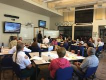 Teton Area Wildfire Protection Coalition and CMAT work to identify challenges and opportunities for risk reduction