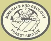 Minerals and Geology logo
