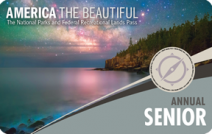 American the Beautiful; The National Parks and Federal Recreational Lands Pass, Senior Pass