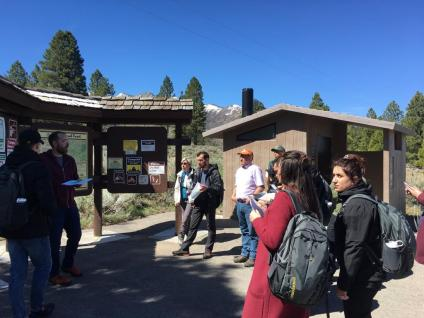 Intermountain Region hosts study tour Eastern Europe and