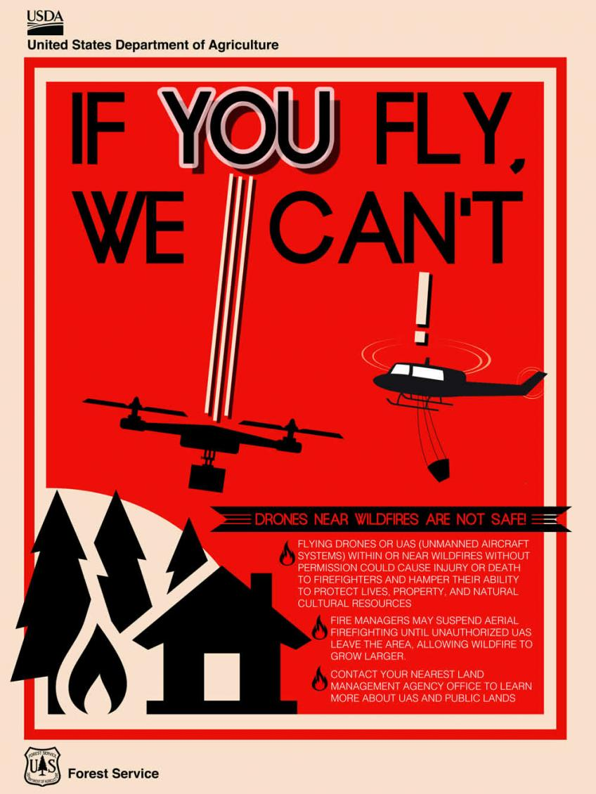 Unmanned Aircraft Systems US Forest Service - Us forestry maps prescott az
