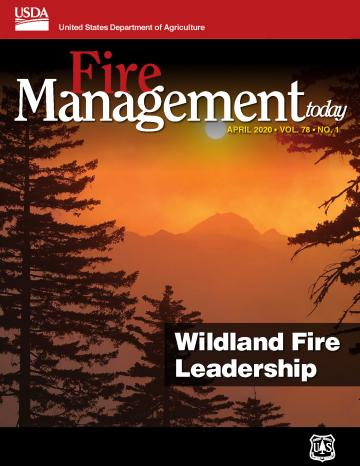 Fire Management Today Volume 78, Issue 1