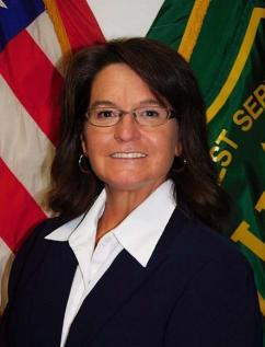 Shawna Legarza, U.S. Forest Service Fire and Aviation Management Director