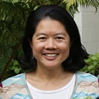 A photo of Christina Liang