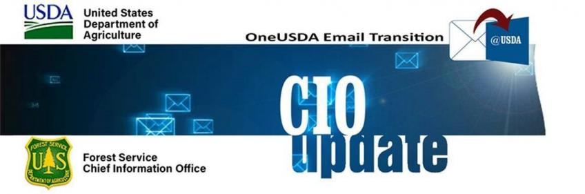 Page header - CIO update