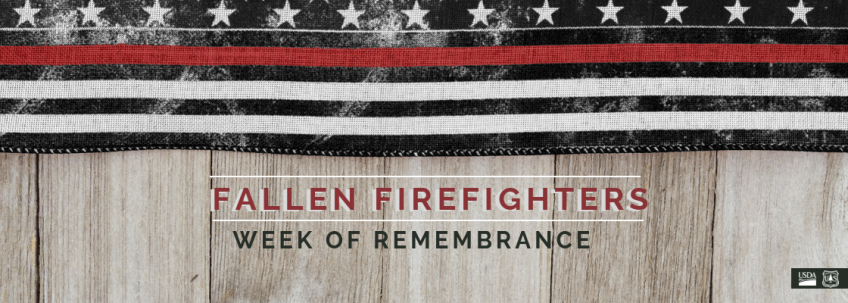 Graphic: Fallen firefighters, Week of remembrance
