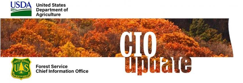 Header: CIO Update