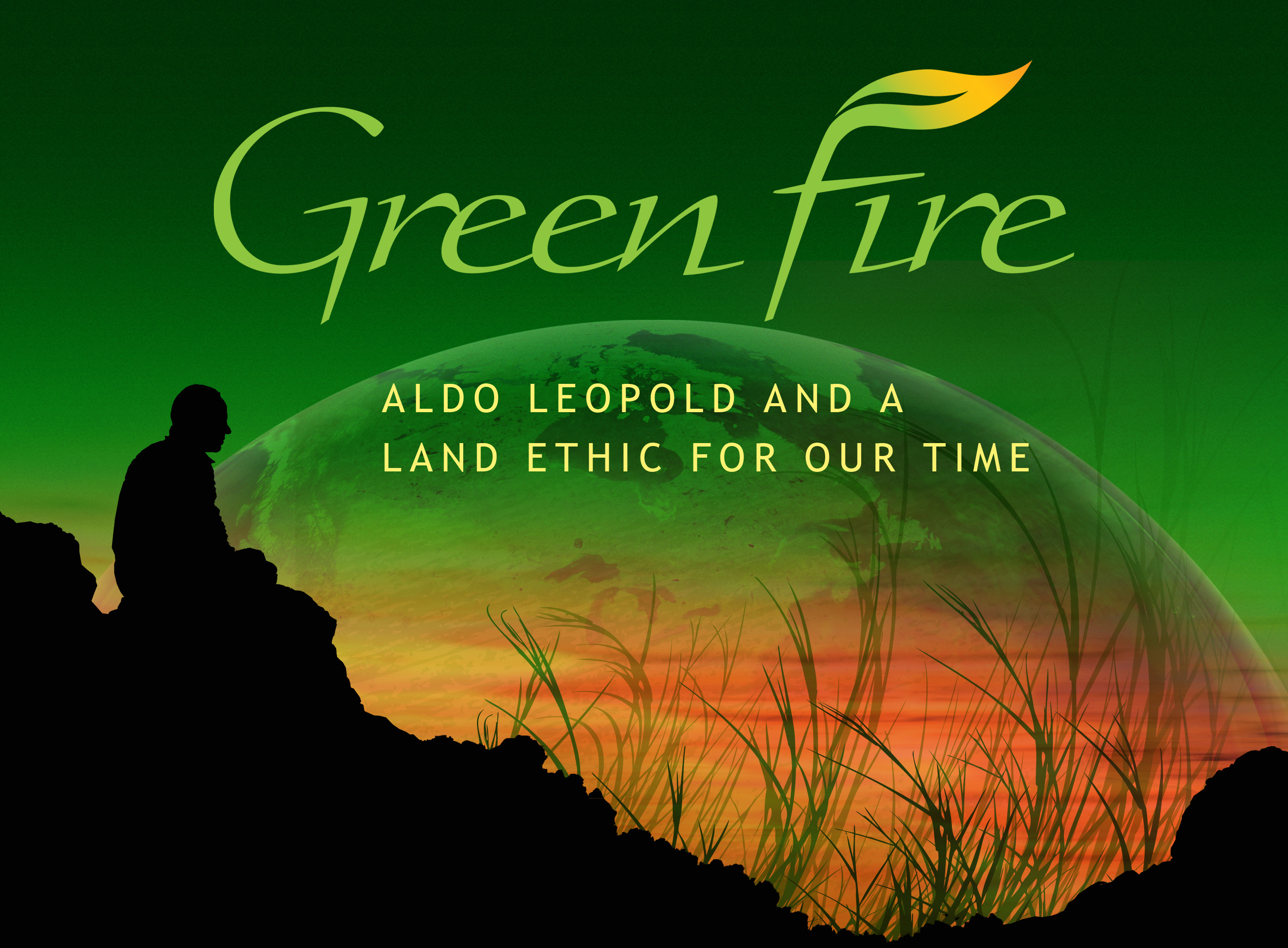 Green Fire Film Logo